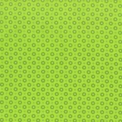2424-002 Apple Hill Farm - Wheels - Lime Fabric
