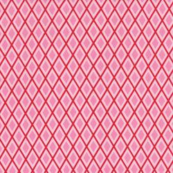 2632-001 Bugsy - Diamond - Blush Fabric