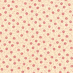 2721-001 Chocolate & Bubble Gum - Rock Candy - Pink Fabric