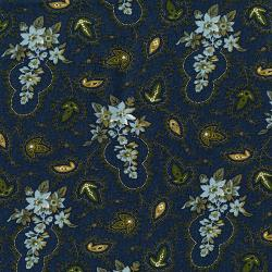 3429-002 Fall's Majesty - Foliage - Columbine Fabric