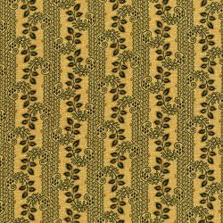 3432-002 Fall's Majesty - Stalk - Mushroom Fabric