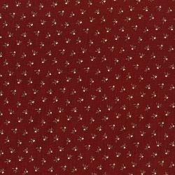 3437-001 Fall's Majesty - Fireside - Cardinal Fabric