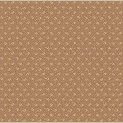 3549-003 Family Roots - Ava - Brown Sugar Fabric