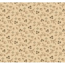 3551-001 Family Roots - Harper - Parchment Fabric