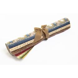 9653-619 Family Roots Fat Quarters - Roll