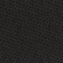 3006-002 Forget Me Not - Cluster - Aged Black Fabric