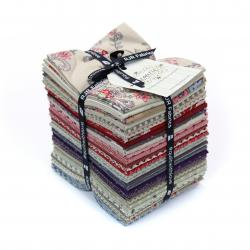 9653-403 Forget Me Not Fat Quarters