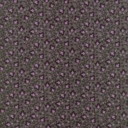 1735-002 Little Big Quilts - Lave/Purple Fabric