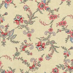 2822-001 Orphan Train Of Memories - Grace - Cream Fabric