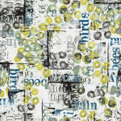 LT302-SU1 Pollinator - Wordplay - Summer Fabric