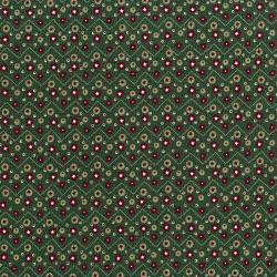 3103-001 Frosty Friends - Merry & Bright - Holly Leaf Fabric