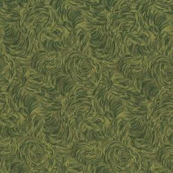 2770-001 Christmas Remembered - Greenery - Green Fabric