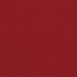 2771-001 Christmas Remembered - Stars Shine - Berry Fabric