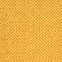 2608-002 In The Kitchen - Quilted Grids - Saffron Fabric