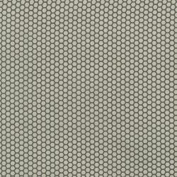 2744-002 Queen Bee - Honeycomb - Pewter Fabric