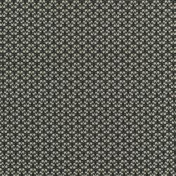 2750-001 Queen Bee - Blossom - Jet Fabric