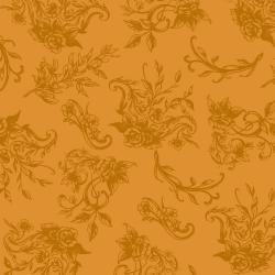 PS202-GO4 Summer Rose - Charlotte - Golden Fabric