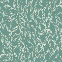 PS203-SA1 Summer Rose - Munstead - Sage Fabric