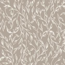 PS203-ST3 Summer Rose - Munstead - Stone Fabric