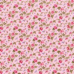 3148-002 Afternoon In The Attic - Dainty Blooms - Sweet Pea Fabric
