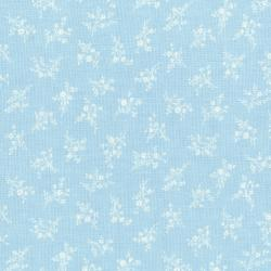 3149-006 Afternoon In The Attic - Cameo Blossom - Bluebell Fabric