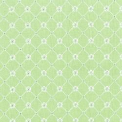 3150-002 Afternoon In The Attic - Sweet Eyelet - Peridot Fabric