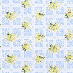 3267-003 Afternoon In The Attic - Memento - Daffodil Flannel Fabric