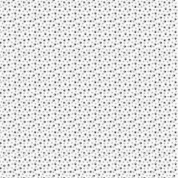 2618-003 Bare Essentials Deluxe - Sugar Cubes - White/Black Fabric
