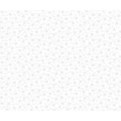 3320-001 Bare Essentials Deluxe - Petit Floral - White Glove Fabric