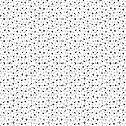 RJ502-BW2 Bare Essentials Deluxe - Sugar Cubes - Black & White Fabric