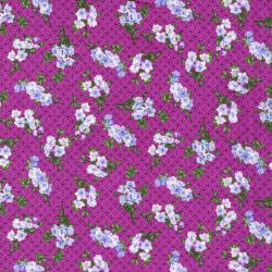 2915-002 Beverly Park - Hillcrest - Orchid Fabric