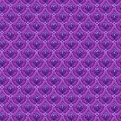 3571-001 Bloomfield Avenue - Morningside - Deep Orchid Fabric