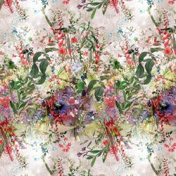 RJ2200-GR1D Bouquet - Lush Landscape - Greenery Digiprint Fabric