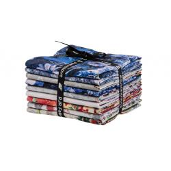 RJ2200P-FQB Bouquet Digiprint Fat Quarter - Bundle