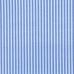 2959-006 Dots & Stripes - Ticking Away - Mountain Sky Fabric