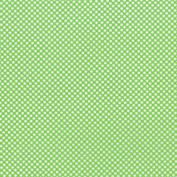 2961-006 Dots & Stripes - Dot Com - Spring Leaf Fabric