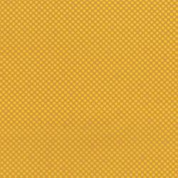 2961-010 Dots & Stripes - Dot Com - Sunflower Fabric