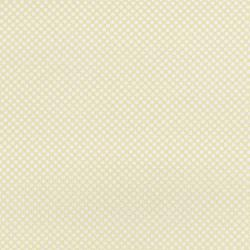 2961-011 Dots & Stripes - Dot Com - Fresh Cream Fabric