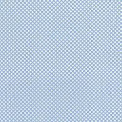 2961-022 Dots & Stripes - Dot Com - Rain Fabric