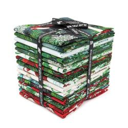 RJ600P-FQB Evergreen Metallic Fat Quarter - Bundle