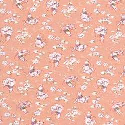 2510-003 Everything But The Kitchen Sink XI - Rabbit - Pink Fabric