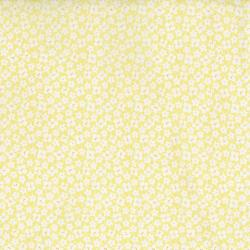 2515-002 Everything But The Kitchen Sink XI - Clover - Pale Yellow Fabric