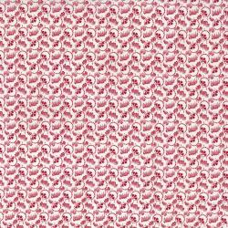 2516-001 Everything But The Kitchen Sink XI - Tonal - Red Fabric