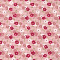 2518-002 Everything But The Kitchen Sink XI - Med Daisy - Pink Fabric