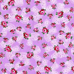 2964-002 Everything But The Kitchen Sink XII - Pinafore - Lilac Fabric