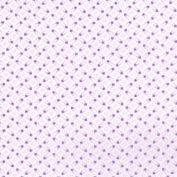 3311-002 Everything But The Kitchen Sink XIII - Teeny Tiles - Lilac Fabric