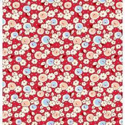 3597-001 Everything But The Kitchen Sink XIV - Sunday Skirt - Strawberry Fabric
