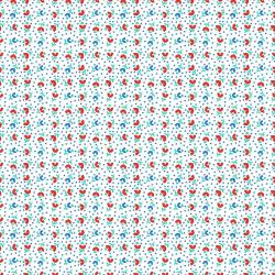 RJ2503-RE3 Everything But The Kitchen Sink XV - Tulips - Red Fabric