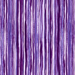 RJ1405-GV7 Fancy Stripes - Gentle Violet Fabric