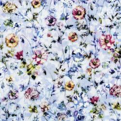 3540-001 Fleur Couture - Sachet - Chambray Digiprint Fabric